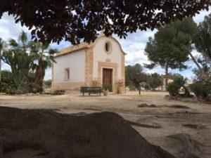 Torre Juana: Ermita