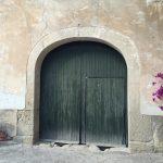 Torre Juana: Detalle Puerta de Caballerizas