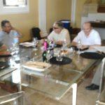 G. Conesa, A. Luna, A. Pedreño, J. Orts, S. Pérez Segura y . Sevilla
