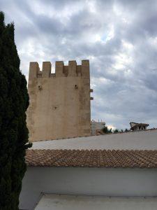 Torre Castillo o Mauro