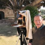 Eliseo Pascual y su cámara