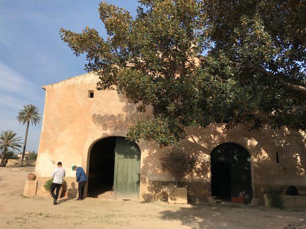 Edificio de Caballerizas Torre Juana