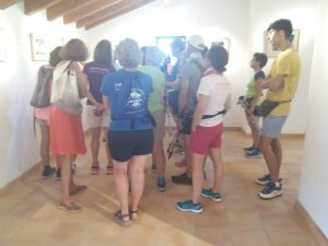 Club de marcha nórdica Alicante